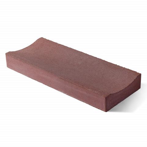 Лоток водоотводный бетонный  ЛВ 50.20.6 красный