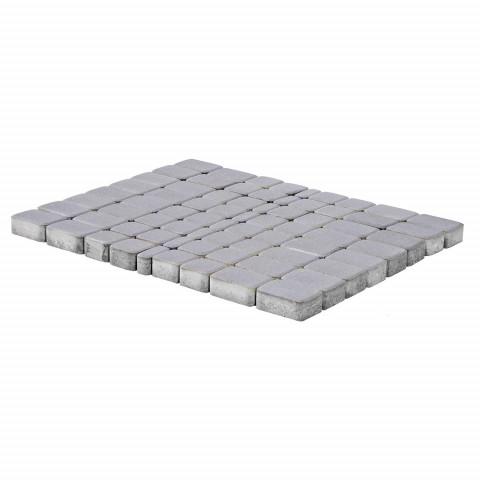Плитка тротуарная BRAER Классико, Грифельный, h=60 мм